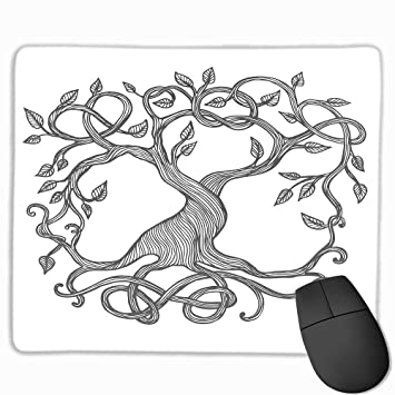 Celtic Tree With Roots Drawing Free Download Oasis Dl Co
