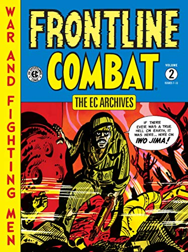 Pdf Graphic Novels The EC Archives: Frontline Combat Volume 2