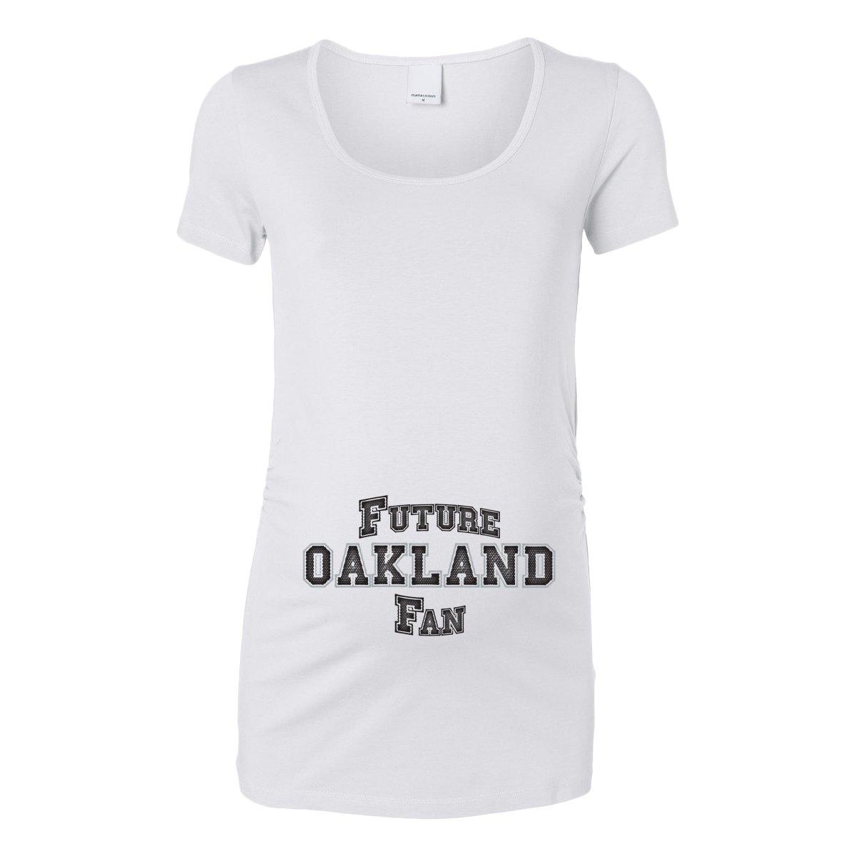 Future Oakland Fan Women's Maternity T-Shirt 102047