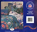 Dan River NFL Football Road To The Super Bowl Classic Twin Size Sheet Set