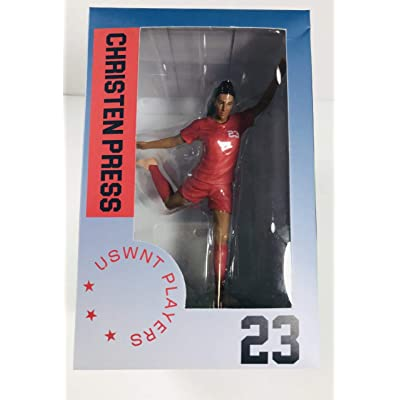 Collectible Figure Christen Press Soccer #23: Toys & Games