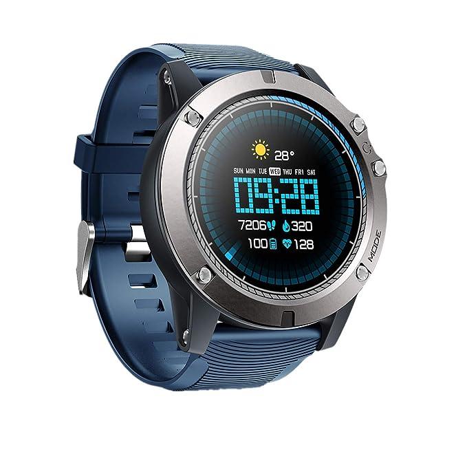 Sayla Smartwatch Reloj Inteligente para Hombre Mujer Zeblaze ...