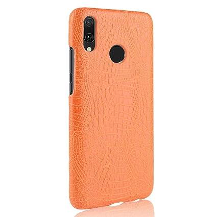 Amazon.com: Huawei Y9 2019 Funda Funda de piel sintética de ...