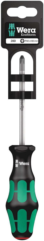 Wera 350 PH SB Screwdriver for Phillips screws PH 1 x 80 mm
