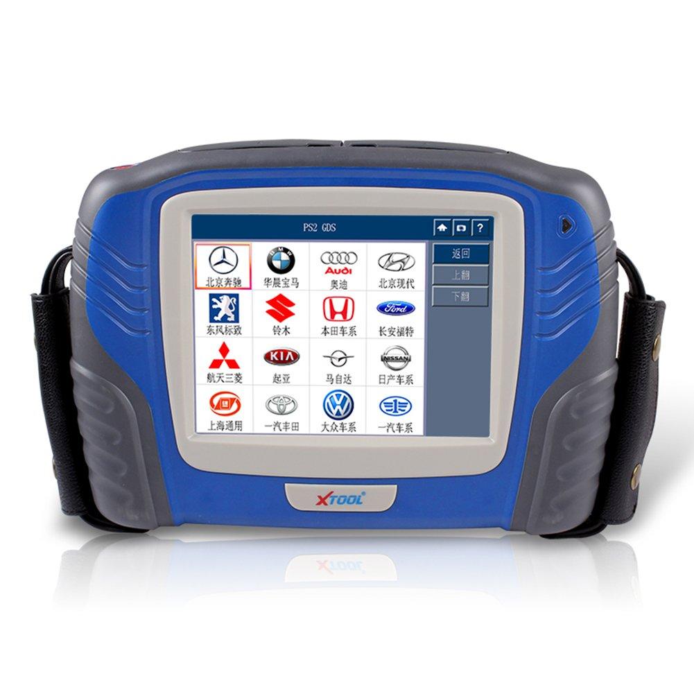 Xtool gasolina versión coche herramienta de diagnóstico PS2 GDS actualización en línea original lector de código: Amazon.es: Coche y moto