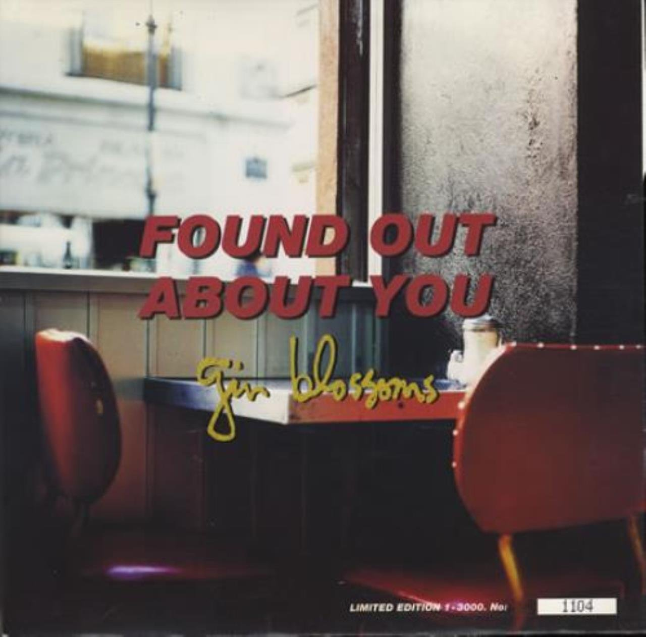 Found Phoenix Mall Out About You No. - 0020 Quantity limited