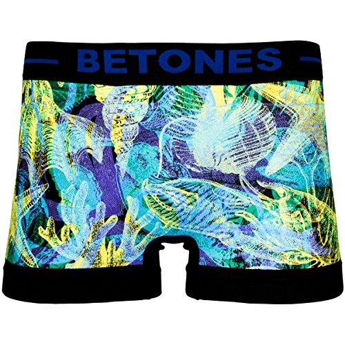 BETONES(ビトーンズ) TRICO4 アンダーウェア ボクサーパンツ ユニセックス プレゼント ブランド TRICO4-TR004