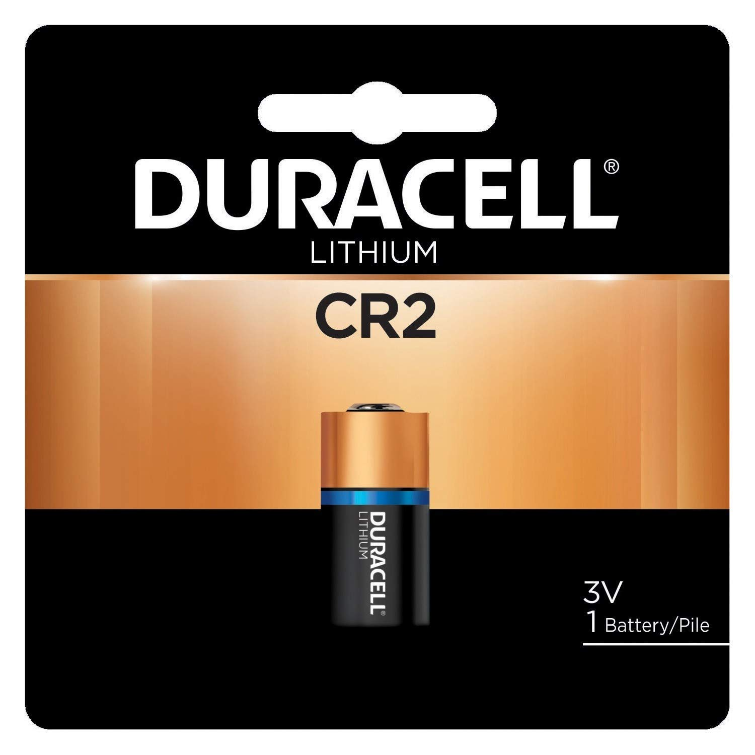 Duracell DLCR2 Photo Lithium Battery Replacement