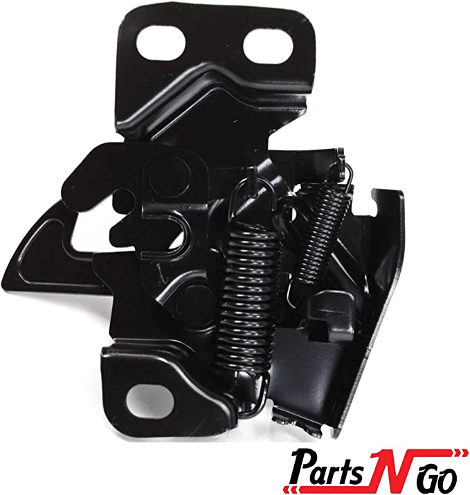 OE Replacement Honda Civic Hood Latch Partslink Number HO1234102