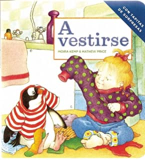 A vestirse (Spanish Edition)