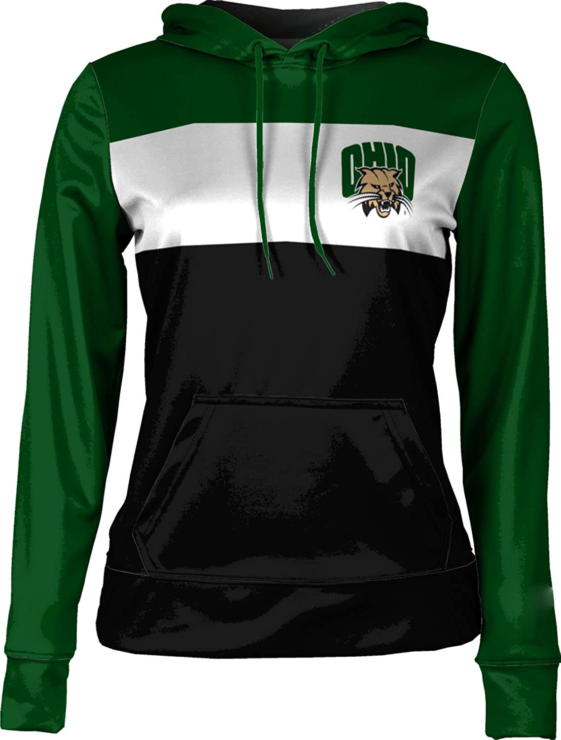 School Spirit Sweatshirt Prime Ohio University Girls Pullover Hoodie