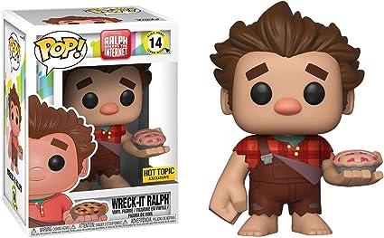 Funko Disney: Wreck-It Ralph 2 Ralph Breaks The Internet Includes Compatible Pop Box Protector Case Vinyl Figure Vanellope Pop