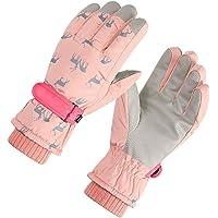 FAVOMOTO 1 Paar Roze Dames Waterdichte Skihandschoenen Winddicht Warme Winter Geïsoleerde Motorfiets Sneeuwscooter…
