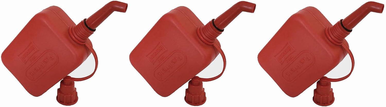 Jerrycan 1.0 liter 2 pieces for a special price spout flexible FuelFriend/®-PLUS