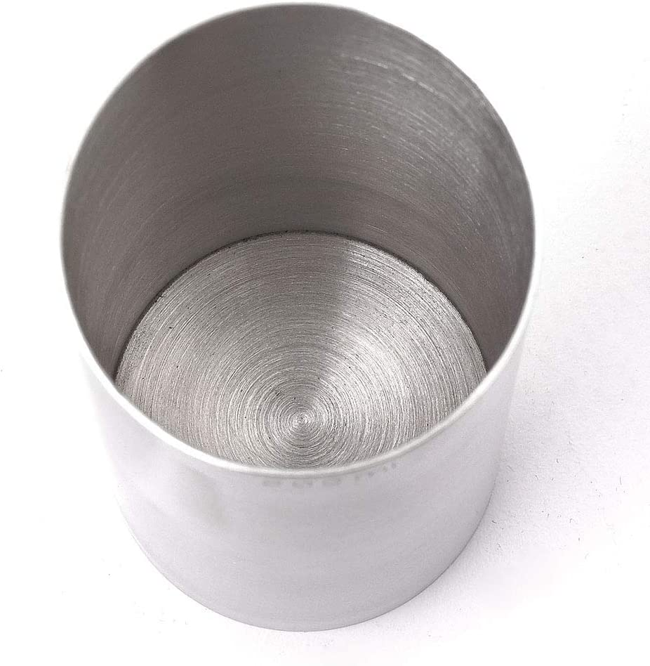 Stainless Steel 100 ml. Barfly M37054 Thimble Measure