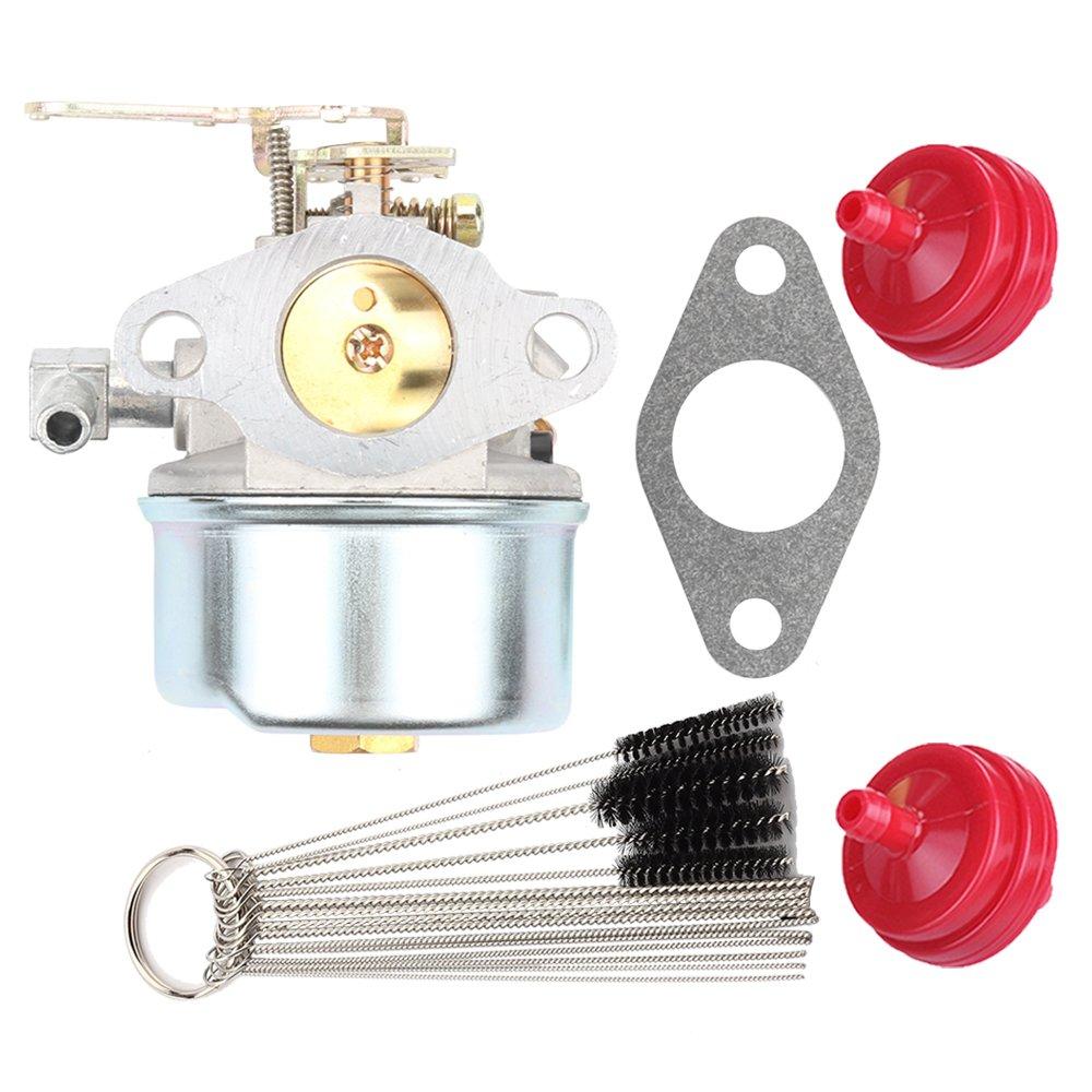 Hilom 640084A 640084 632107 Carburetor for Toro 38605 522 Power Throw Craftman 536886540 536886120 536885470 Snowblower HSSK40 HSSK50 HS50 LH195SA Snow Blower Engine Mower Generator