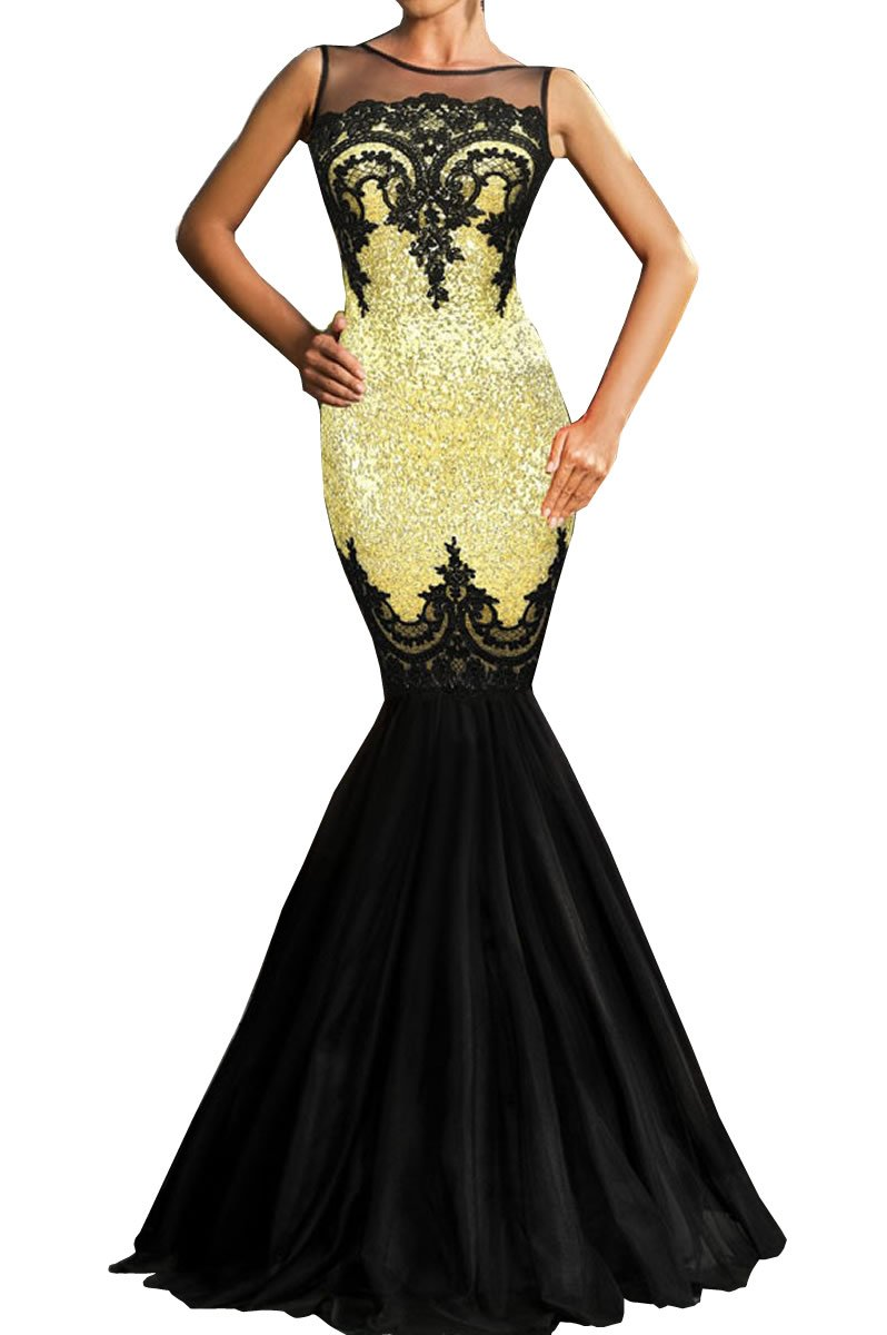 Dissa SY60633 deman sexy kleider Party Abendkleid: Amazon.de: Bekleidung