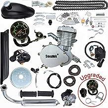 Seeutek PK80 80cc Bicycle Engine Kit 2-Stroke Gas...
