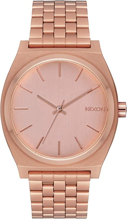 TALLA One Size. NIXON TIME TELLER ALL ROSE GOLD