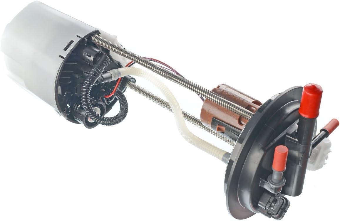 A-Premium Electric Fuel Pump Module Assembly for Chevrolet Silverado/1500 2500 3500/HD 2007-2008 GMC Sierra/1500 2500/HD 3500/HD 6.0L 97.6/Bed E3750M