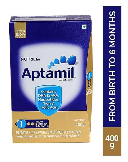 Aptamil Stage 1 Infant formula - 400 g