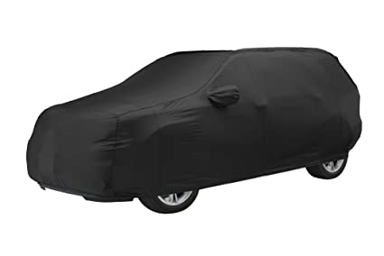 Stormproof CVC4SP297OL7131 Coverking Custom Fit Car Cover for Select Oldsmobile Cutlass Calais Models Black Blue