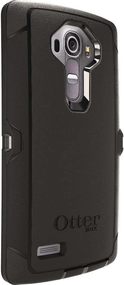 OtterBox Defender Case for LG G4 - Retail Packaging - Black