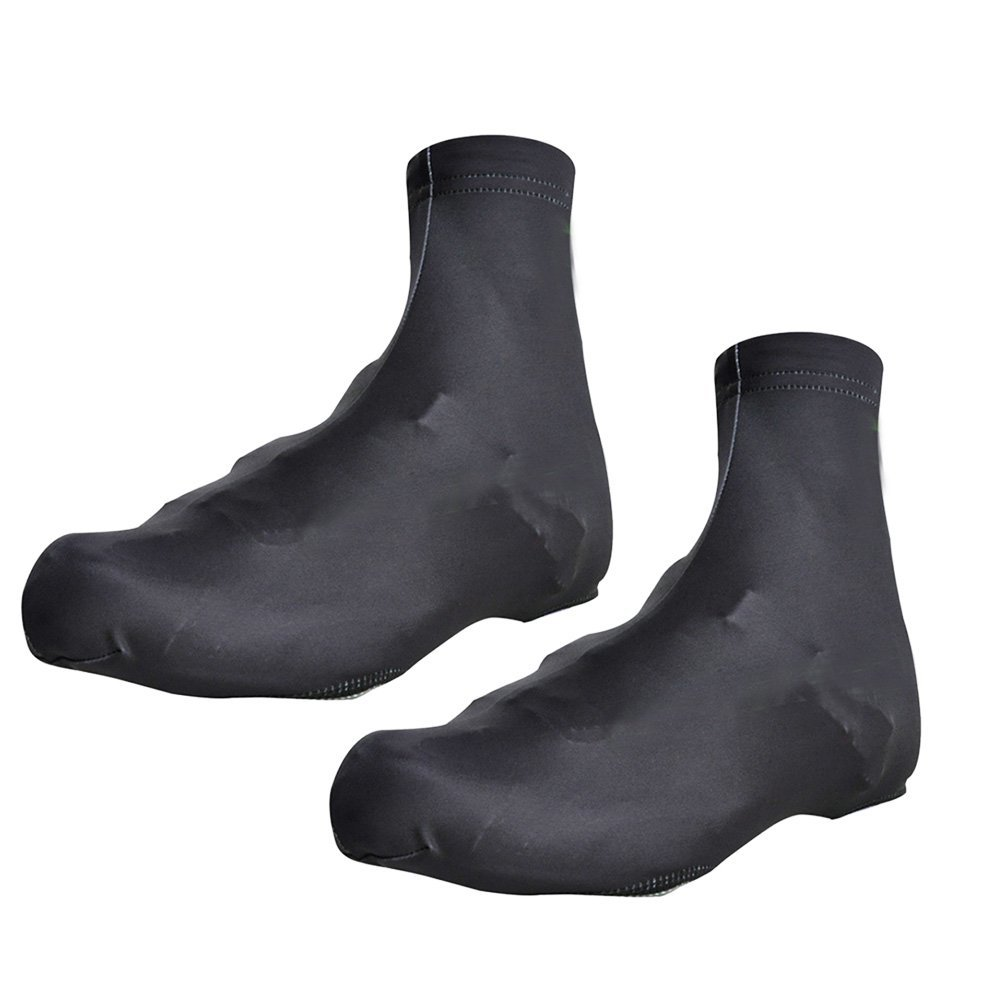 Elisona-Dustproof Mountain Bicycle Bike Riding Cycling Overshoes Shoe Cover with Zipper