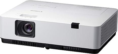 Canon LV-WX370 - Proyector portátil (3700 lúmenes, WUXGA, WXGA y ...