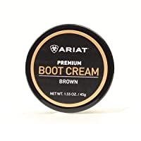 Ariat Unisex Premium Boot Cream