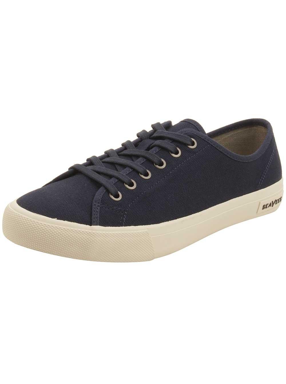 SeaVees Men's Monterey Standard Sneaker B078JW5764 14 D(M) US|Navy