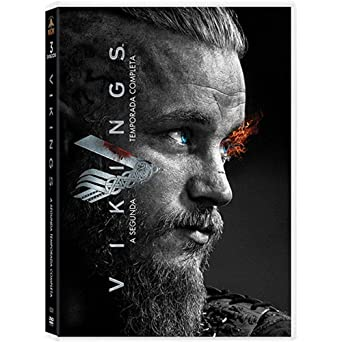 Amazon com: Blu-ray Vikings - Complete Season 2 [ Brazilian
