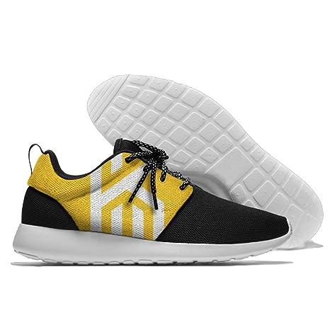 Los hombres ¡¯ s Running ligero transpirable Casual zapatillas de deporte zapatos de senderismo de