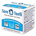 Save-A-Tooth Preserving System, White, 2.9 Ounce by Save-A-Tooth