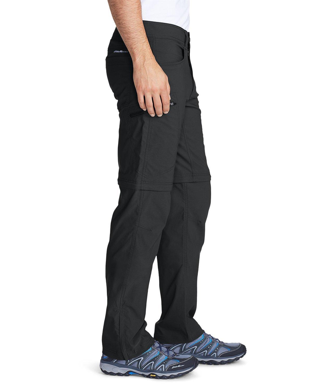 Eddie Bauer Men's Guide Pro Convertible Pants, Saddle Regular 32/30 by Eddie Bauer (Image #4)