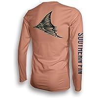 Performance–Camiseta de Pesca Sur Fin Apparel UPF 50Dri