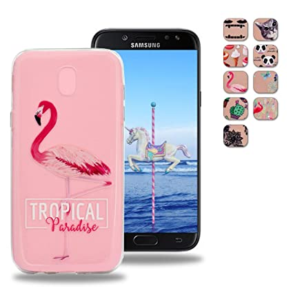 Oududianzi 2015 oudu Samsung Galaxy A5 SM-A500 F Carcasa de TPU Flexible Suave Carcasa Transparente de Silicona Transparente Carcasa a Prueba de ...