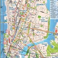 Map Of Nyc Subway With Streets.Terramaps Nyc Manhattan Street And Subway Map Waterproof Ar Augmented Reality Alberto Michieli Alberto Michieli Alberto Michieli 9780983879206 Amazon Com Books