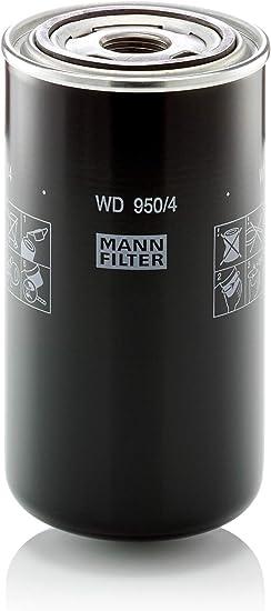 Original Mann Filter Ölfilter Wd 950 4 Getriebefilter Für Pkw Und Nutzfahrzeuge Auto