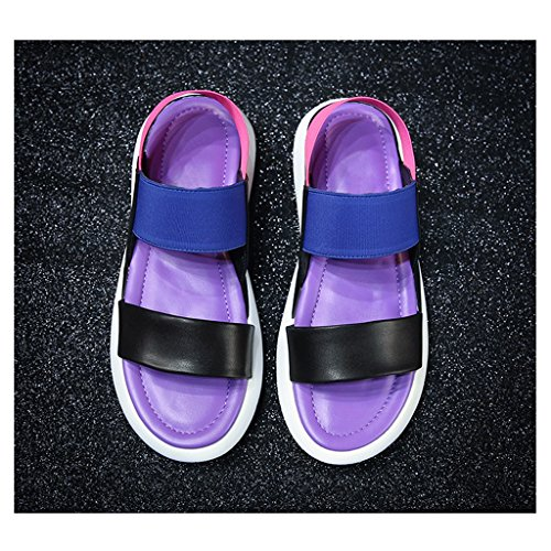 And Female Flip Size Sandals Fashion Lightweight Comfortable Summer Flop 6 Female Shoes 5 wTzvqXTB