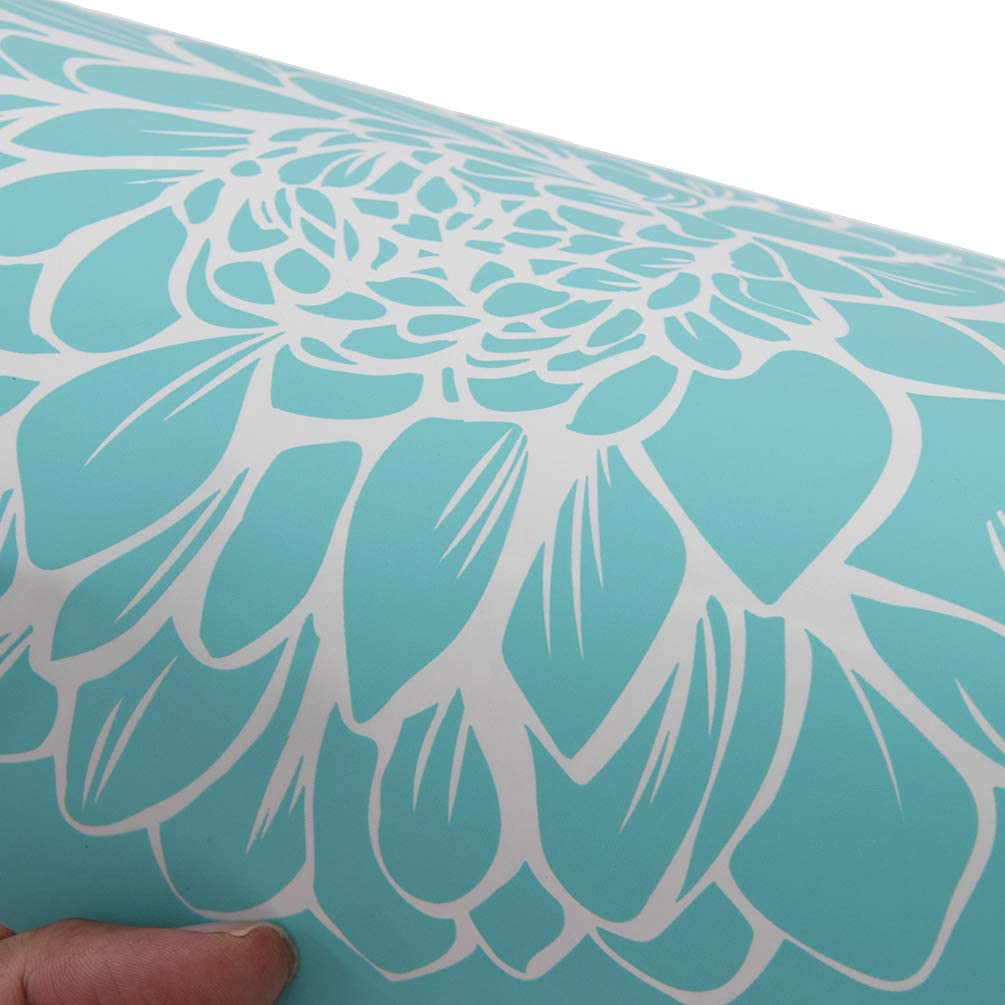 29.7 x21cm 3Pair Flower YeulionCraft DIY Self-Adhesive Silk Screen Stencil Printing Mesh Transfers for Home Decoration Wooden Board,T-Shirt,Pillow Fabric,Painting