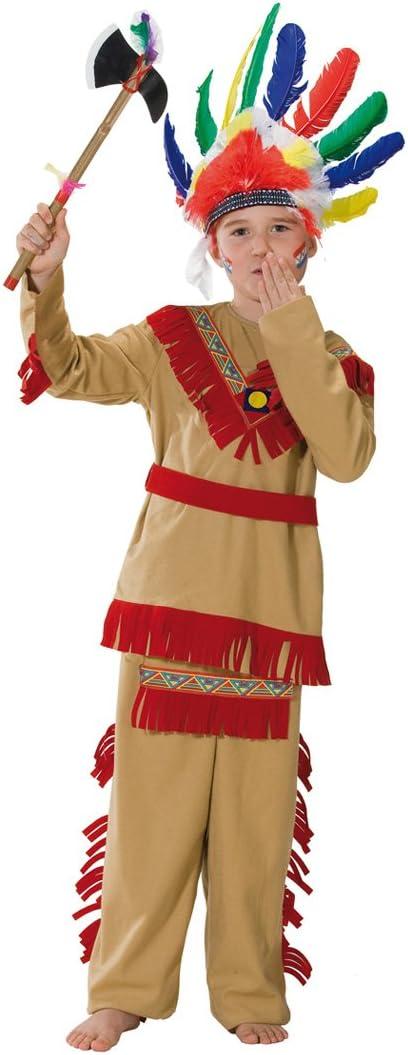 Tienda de disfraces Ahkii joven indio de disfraces disfraz de ...
