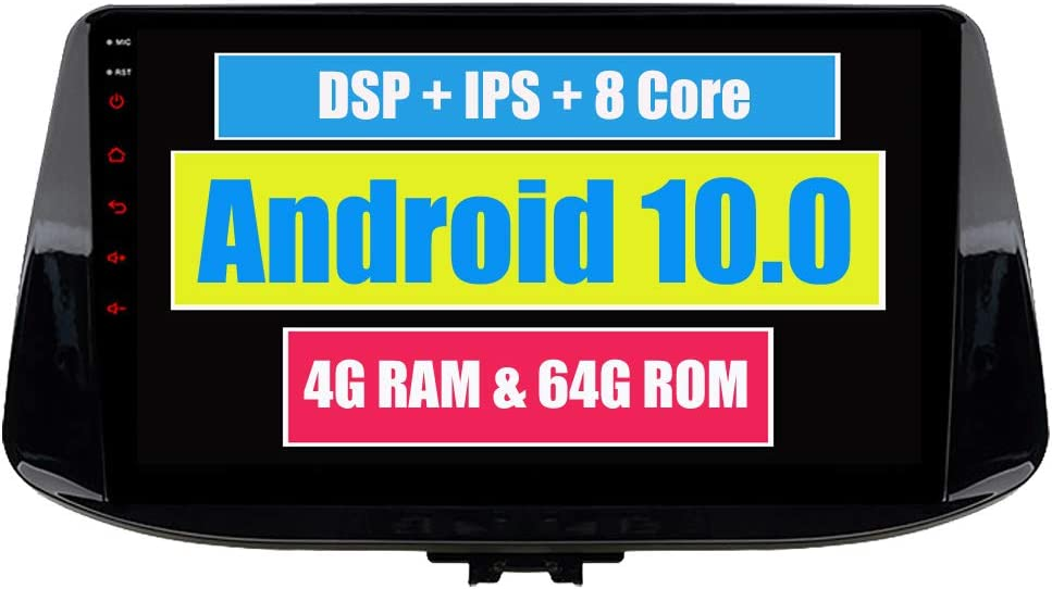 RoverOne Sistema Android Coche Radio GPS para Hyundai I30 ...