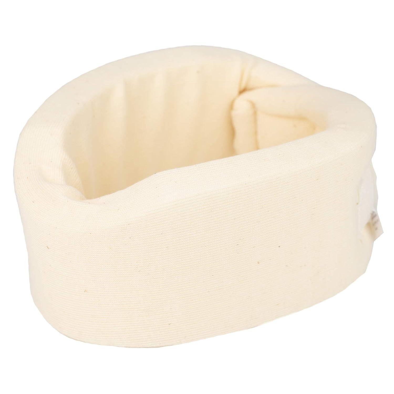 "Rolyan Universal Contour Cervical Collar Brace, Cream Color, 2"",66280: Industrial & Scientific"