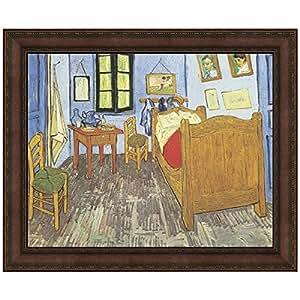 Diseño Toscano 41,5x 34,5el dormitorio 1889Nr