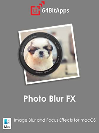 Photo Blur FX for Mac - Add Blur to Your Images [Download]