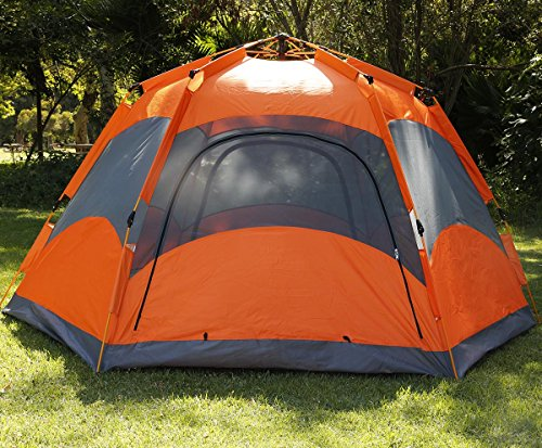 Qwest Premium Automatic 5-6 Person Tent
