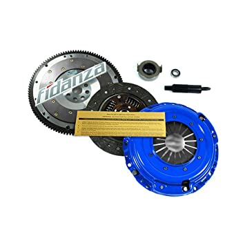 EF etapa 1 Kit de embrague + Fidanza volante Integra Civic Si del sol VTEC - B16 B18 B20: Amazon.es: Coche y moto