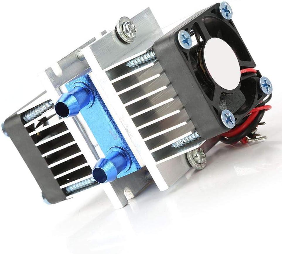 120W DIY Semiconductor Water Cooling Systems Ger/ät Thermoelektrischer Peltier-K/ühler K/ühlung