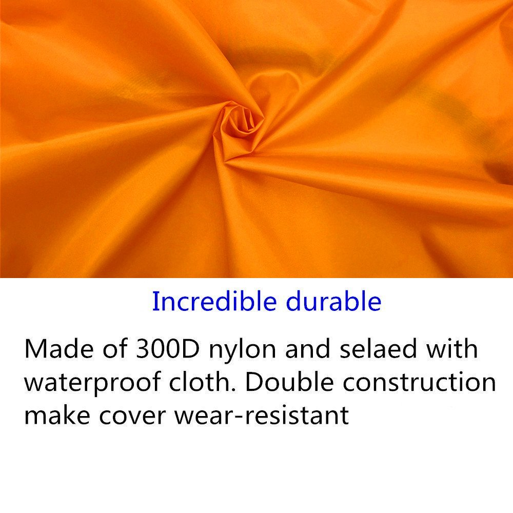 Backpack Joy Walker Waterproof Backpack Rain Cover Suitable for 55-70L, 70-90L